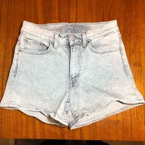 Levi's jeans shorts